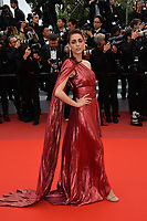 """CANNES, FRANCE. May 20, 2019: Miriam Leone at the gala premiere for """"La Belle Epoque"""" at the Festival de Cannes.<br /> Picture: Paul Smith / Featureflash"""