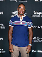 NEW YORK, NY - JUNE 12: Rashad Jennings pictured at the GO N'SYDE 40/40 Bottle  Launch Party at the 40/40 club in New York City ,June 12, 2014 © HP/Starlitepics.