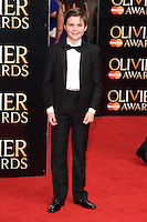 Josh Shadbolt arrives for the Olivier Awards 2015 at the Royal Opera House Covent Garden, London. 12/04/2015 Picture by: Steve Vas / Featureflash