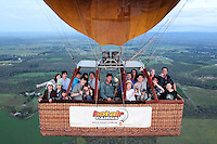 20140402 02 April Hot Air Balloon Cairns