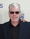 UNIVERSAL CITY, CA. - May 31: Actor Ron Perlman  arrives at the 2009 MTV Movie Awards held at the Gibson Amphitheatre on May 31, 2009 in Universal City, California.