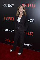NEW YORK, NY - SEPTEMBER 12: Christine Jansing attends the New York Premiere of Netflix&rsquo;s Quincy at The Museum of Modern Art on September 12, 2018 in New York City. <br /> CAP/MPI/RH<br /> &copy;RH/MPI/Capital Pictures