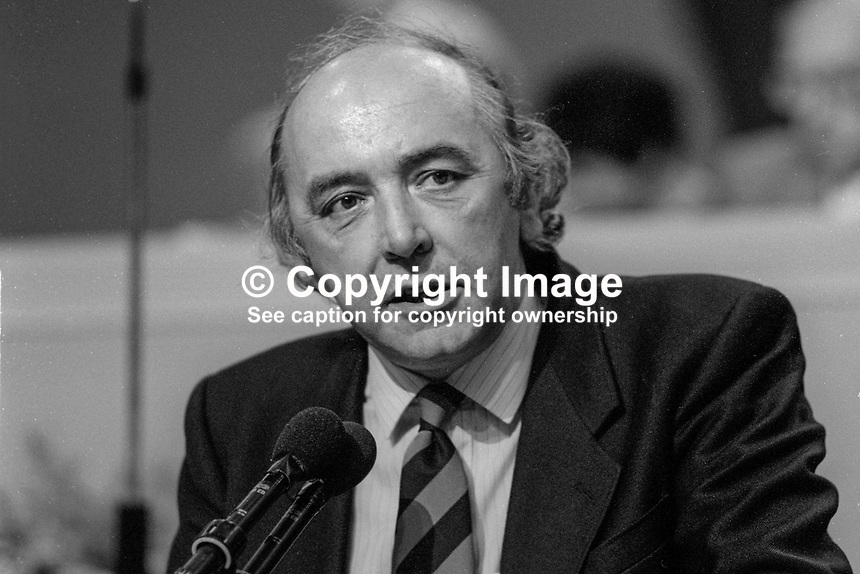 Peter Plouviez, general secretary, British Actors&rsquo; Equity Association, UK, September 1986, 19860908PP<br /> <br /> Copyright Image from Victor Patterson, 54 Dorchester Park, Belfast, UK, BT9 6RJ<br /> <br /> t1: +44 28 9066 1296<br /> t2: +44 28 9002 2446<br /> m: +44 7802 353836<br /> e: victorpatterson@me.com<br /> <br /> www.victorpatterson.com<br /> <br /> IMPORTANT: Please see my Terms and Conditions of Use at www.victorpatterson.com