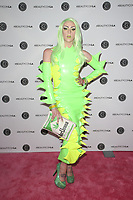 LOS ANGELES, CA - AUGUST 11: Laganja Estranja, at Beautycon Festival Los Angeles 2019 - Day 2 at Los Angeles Convention Center in Los Angeles, California on August 11, 2019. <br /> CAP/MPIFS<br /> ©MPIFS/Capital Pictures
