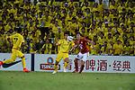 Kashiwa Reysol vs Guangzhou Evergrande during the 2015 AFC Champions League Quarter Final 1st leg match on August 25, 2015 at the Hitachi Kashiwa Stadium in Kashiwa, Japan. Photo by Matsunaga / World Sport Group