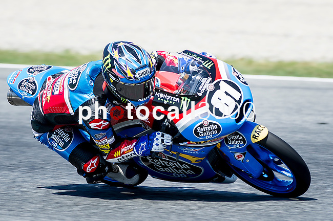 Race for the championship of Spain of speed. 2015/06/21. Samuel de Roman / Photocall3000