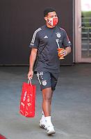 13th June 2020, Allianz Erena, Munich, Germany; Bundesliga football, Bayern Munich versus Borussia Moenchengladbach;  Serge Gnabry (Bayern)