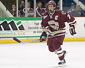 Peter Harrold - The University of Massachusetts-Lowell River Hawks defeated the Boston College Eagles 6-3 on Saturday, February 25, 2006, at the Paul E. Tsongas Arena in Lowell, MA.