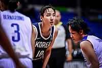 20191115 FIBA Women's Pre-Olympic Qualifying Tournament -  Philippines v Korea