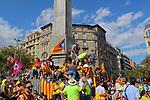 Diada Nacional 2017.