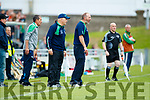 Bobby Thornhill, Manager Ballyduff v Lixnaw in the Senior County Hurling Final in Austin Stack Park on Sunday
