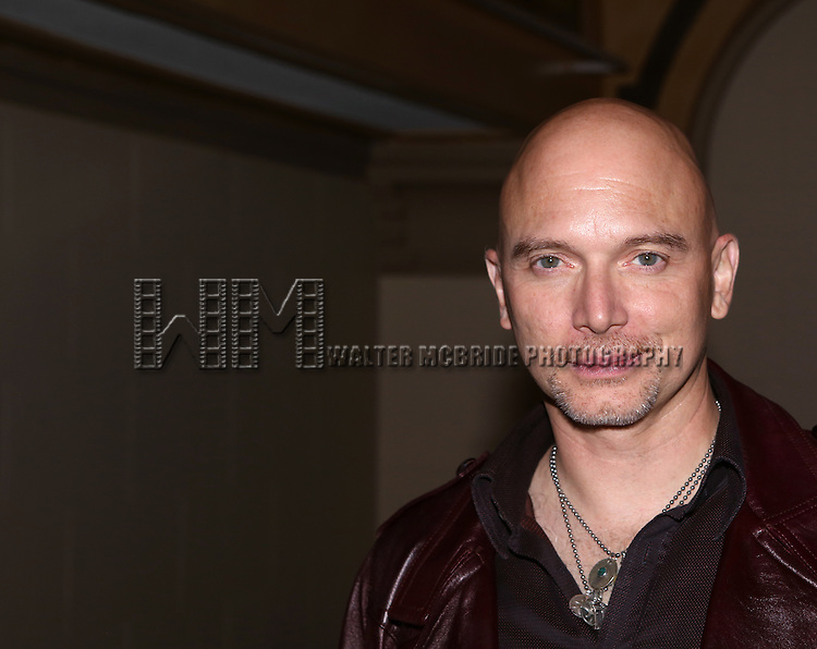 Michael Cerveris attends the after performance party for the New York City Center Encores! Off-Center production of 'Randy Newman's FAUST' - The Concert at City Center on July 1, 2014 in New York City.