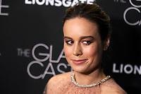 Brie Larson bei der Premiere des Kinofilms 'The Glass Castle / Schloss aus Glas' im SVA Theater. New York, 09.08.2017