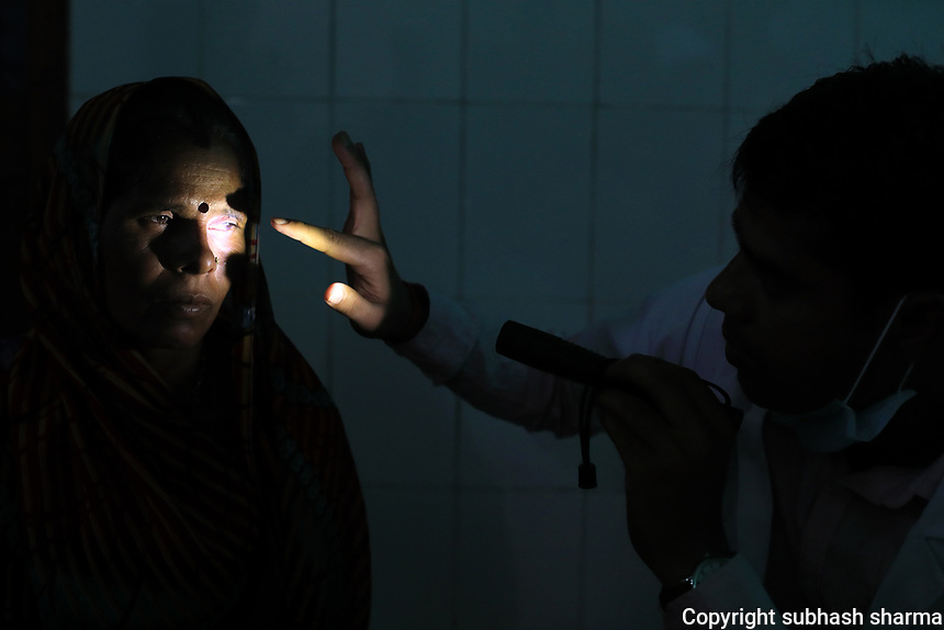 on Assignment : Sightsavers