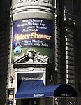 'Meteor Shower' - Theatre Marquee unveiling