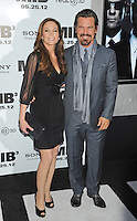 "Diane Lane, Josh Brolin attending the ""Men In Black 3"" New York Premiere, held at the Ziegfeld Theater in New York City on 23.05.2012.credit: Jennifer Graylock/face to face.- No Italy, UK, Australia, France -"