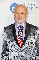 LOS ANGELES - FEB 28:  Buzz Aldrin at the 15th Annual Global Green Pre-Oscar Gala at the NeueHouse on February 28, 2018 in Los Angeles, CA