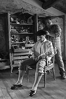 Domingo Lopez Chaves, la tranquilidad del hogar