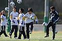 Miki Hirata (JPN), ..FEBRUARY 12, 2012 - Football / Soccer : Nadeshiko Japan team training Wakayama camp at Kamitonda Sports Center in Wakayama, Japan. (Photo by Akihiro Sugimoto/AFLO SPORT) [1080]