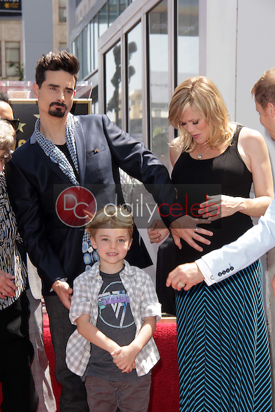 Kevin Richardson with family<br />