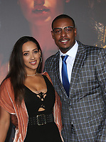 LOS ANGELES, CA - NOVEMBER 13: Paul Pierce, Julie Pierce, at the Justice League film Premiere on November 13, 2017 at the Dolby Theatre in Los Angeles, California. Credit: Faye Sadou/MediaPunch /NortePhoto.com