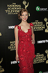 BEVERLY HILLS - JUN 22: Ashlyn Pearce at The 41st Annual Daytime Emmy Awards at The Beverly Hilton Hotel on June 22, 2014 in Beverly Hills, California