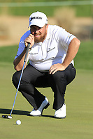 Shane Lowry (IRL) on the 6th green during Saturday's Round 3 of the Waste Management Phoenix Open 2018 held on the TPC Scottsdale Stadium Course, Scottsdale, Arizona, USA. 3rd February 2018.<br /> Picture: Eoin Clarke | Golffile<br /> <br /> <br /> All photos usage must carry mandatory copyright credit (&copy; Golffile | Eoin Clarke)