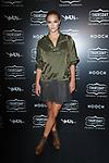 Model Nina Agdal attends the Thursday Boot Company Presentation at Vandal on September 13, 2017 in New York City.