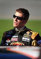 Feb 10, 2008; Daytona Beach, FL, USA; Nascar Sprint Cup Series driver Jamie McMurray (26) during qualifying for the Daytona 500 at Daytona International Speedway. Mandatory Credit: Mark J. Rebilas-US PRESSWIRE