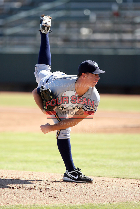 Dan Merklinger - Surprise Rafters - 2010 Arizona Fall League.Photo by:  Bill Mitchell/Four Seam Images..
