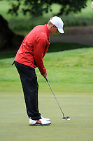 STANFORD, CA - APRIL 13:  Steve Ziegler of the Stanford Cardinal during the U.S. Intercollegiate on April 13, 2010 at the Stanford Golf Course in Stanford, California.