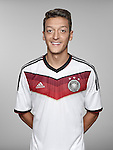 ST. MARTIN IN PASSEIER, ITALY - MAY 24: In this handout image provided by German Football Association (DFB) Mesut Oezil of team Germany poses for a picture on May 24, 2014 in St. Martin in Passeier, Italy.   Foto © nph / Hangout  *** Local Caption *** Mesut Oezil