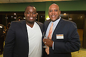 The Hyde Park Chamber of Commerce held its 96th Annual Anniversary Dinner Thursday evening at the LaQuinta Inn and Suites located at 4900 S. Lake Shore Drive.<br /> <br /> 7624 &ndash; Tristan Sumpter and J. L. Jordan III <br /> <br /> Please 'Like' &quot;Spencer Bibbs Photography&quot; on Facebook.<br /> <br /> All rights to this photo are owned by Spencer Bibbs of Spencer Bibbs Photography and may only be used in any way shape or form, whole or in part with written permission by the owner of the photo, Spencer Bibbs.<br /> <br /> For all of your photography needs, please contact Spencer Bibbs at 773-895-4744. I can also be reached in the following ways:<br /> <br /> Website &ndash; www.spbdigitalconcepts.photoshelter.com<br /> <br /> Text - Text &ldquo;Spencer Bibbs&rdquo; to 72727<br /> <br /> Email &ndash; spencerbibbsphotography@yahoo.com