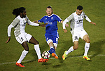 The Reno 1868 FC and the Sacramento Republic tie 2-2 in the final game of the regular season in Reno, Nev., on Saturday, Oct. 14, 2017. <br /> Photo by Cathleen Allison/Nevada Momentum