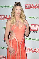 LAS VEGAS - JAN 12:  Casey Kisses at the 2020 AVN (Adult Video News) Awards at the Hard Rock Hotel & Casino on January 12, 2020 in Las Vegas, NV