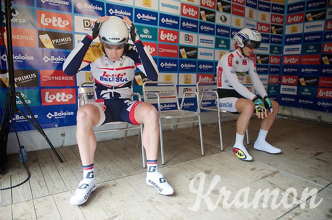 Tour of Belgium 2013.stage 3: iTT..Jürgen Roelandts (BEL).