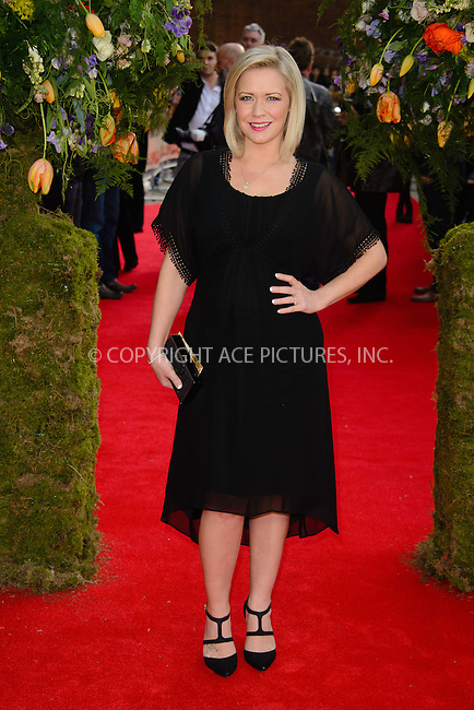 WWW.ACEPIXS.COM<br /> <br /> April 13 2015, London<br /> <br /> Suzanne Shaw arriving at the UK premiere of 'A Little Chaos' at the Odeon Kensington on April 13 2015 in London <br /> <br /> By Line: Famous/ACE Pictures<br /> <br /> <br /> ACE Pictures, Inc.<br /> tel: 646 769 0430<br /> Email: info@acepixs.com<br /> www.acepixs.com