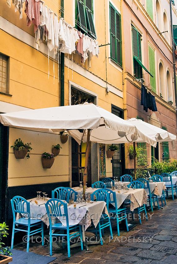 Cafe,  Vernazza, Cinque Terre Italy