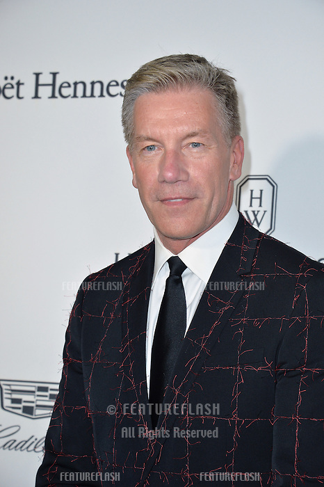LOS ANGELES, CA. October 27, 2016: Michael Moser at the 2016 amfAR Inspiration Gala at Milk Studios, Los Angeles.<br /> Picture: Paul Smith/Featureflash/SilverHub 0208 004 5359/ 07711 972644 Editors@silverhubmedia.com