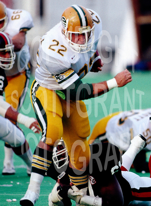 Blake Marshall Edmonton Eskimos. Photo copyright Scott Grant.