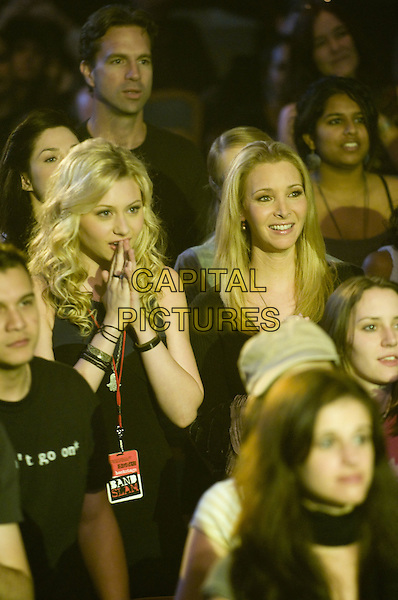 Aly Michalka, Lisa Kudrow<br /> in Bandslam (2009) <br /> (College Rock Stars)<br /> *Filmstill - Editorial Use Only*<br /> CAP/NFS<br /> Image supplied by Capital Pictures