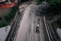 Lars Bak (DEN/Lotto-Soudal)<br /> <br /> stage 16: Trento &ndash; Rovereto iTT (34.2 km)<br /> 101th Giro d'Italia 2018