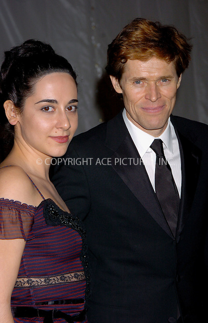 "WWW.ACEPIXS.COM . . . . .  ....NEW YORK, MAY 1, 2006....Willem Dafoe at the ""AngloMania"" Costume Institute Gala at The Metropolitan Museum of Art - Exits.. ....Please byline: AJ Sokalner - ACEPIXS.COM.... *** ***..Ace Pictures, Inc:  ..(212) 243-8787 or (646) 769 0430..e-mail: picturedesk@acepixs.com..web: http://www.acepixs.com"