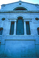 Nicholas Hawksmoor: Christ Church, Spitafields. East elevation. Photo '05.
