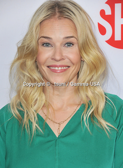 Chelsea Handler  arriving the Shameless Premiere at the Academy Of Television in North Hollywood.