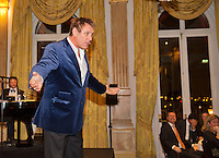 December 08, 2014, Amsterdam, Amstel Hotel, Tennisser off the Year Awards, Sjaak Bral<br /> Photo: Henk Koster