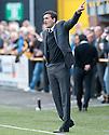Dumbarton manager Ian Murray.