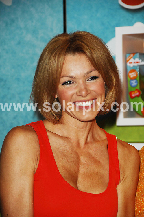 **ALL ROUND PICTURES FROM SOLARPIX.COM**.**WORLDWIDE SYNDICATION RIGHTS**.Ex page three model Nell McAndrew launches Mr. Men Celebrities Doubles' at Hamleys in London....JOB REF: 7758       FMF      DATE:30.10.08.**MUST CREDIT SOLARPIX.COM OR DOUBLE FEE WILL BE CHARGED* *UNDER NO CIRCUMSTANCES IS THIS IMAGE TO BE REPRODUCED FOR ANY ONLINE EDITION WITHOUT PRIOR PERMISSION*