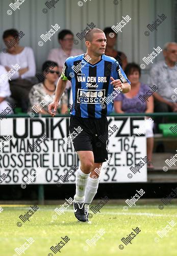 2010-07-21 / Seizoen 2010-2011 / Voetbal / K. Rupel Boom / Jerry Poorters..Foto: mpics