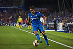 Getafe CF's Francisco Portillo during La Liga match. August 31, 2018. (ALTERPHOTOS/A. Perez Meca)